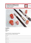 Rockmore Catalog - Extension Drilling Tools