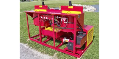 Rose-Wall - Model RW11600 PCPDH - Grout Machines