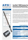 SureShot - Model MWD - Gamma Sensor with Environmental Monitoring - Brochure