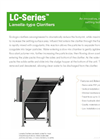 LC-Series - Lamella-Type Clarifiers Brochure