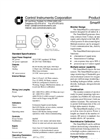 SmartMaxII Monitor - Specifications (PDF 27 KB)