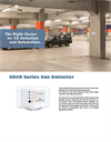 Model GD2R Series - Gas Detector Manual