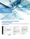 Model ML - Conventional Fire Alarm Control Panels Brochure