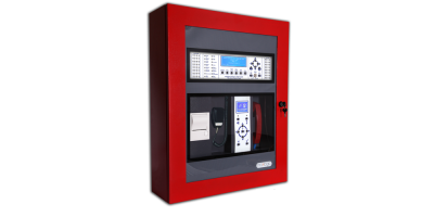 Model ML-125XX.NPTA - Fire Alarm Panel