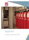 Kidde Argonite - Inert Gas Fire Suppression System - Brochure