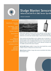 Partech - Model ASLD 2200 - Sludge Blanket Level Detector - Datasheet
