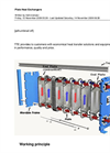 Plate Heat Exchangers Brochure