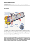 Shell and Tube Heat Exchangers  Brochure