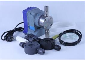 Ailipu - Model JCMA Series - Solenoid Diaphragm Dosing Pump