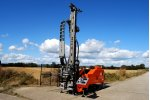 Dando - Model Multitec 6000 - Truly Capable and Affordable Multi-purpose Drilling Rig