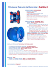 Axial Disc Check Valves Brochure