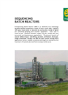 Sequencing Batch Reactors Brochure