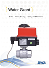 Water Guard - Motor Rotary Valve Brochure