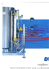 nephro SAFE - Central Heat Disinfection System Brochure