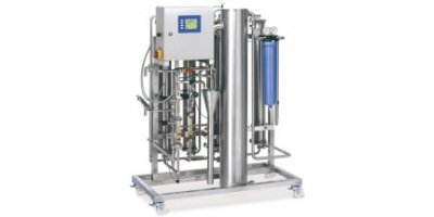 DWA - Model modula S - Central Reverse Osmosis System