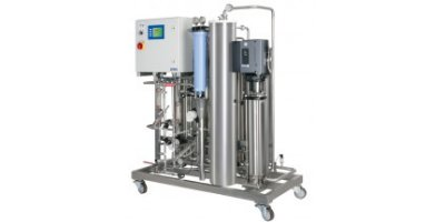 modula  - Model S-TP - Twin Pass Reverse Osmosis System