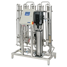 DWA - Model modula - Central Reverse Osmosis System