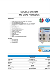 Model ME DUAL PH/REDOX - Double Electromagnetic Pump Brochure