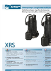 Submersible Electric Pump XRS Series- Brochure
