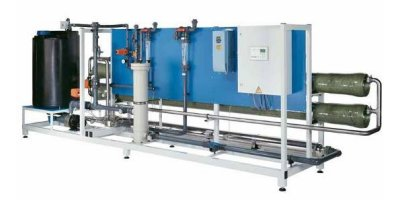 HERCO - Model SW 650 -2500 - RO Units for Desalination of Sea Water