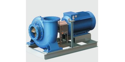 Model SPP - Horizontal Singlestage Endsuction Pumps