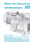 Vacuum Pumps Brochure