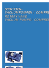 Rotary Vane Pumps Brochure