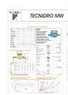 MW Multi Jet, Dry Dial, Direct Reading Water Meter - Brochure