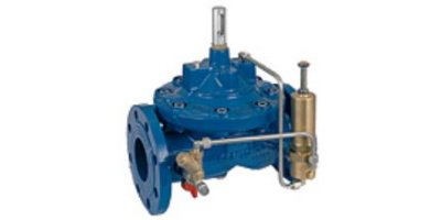 Model HM-SR - Quick Relief Water Valve to avoid Water Hammer