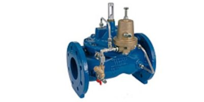 Model HM-QP - Flow Control Valve