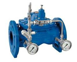 Model HM-RP - Pressure Reducing Valve