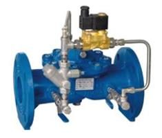 Model HM-EL - Electrohydraulic On / Off Valve