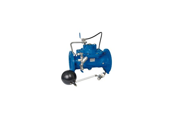 Model HM-GAL - Modulating Type Float Control Valve