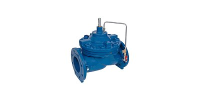 Model HM-PP - Proportional Piston Actuated Valve Designed for High Differential Pressures