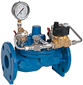 Model HMC-EL - Electrohydraulic On/Off Valve