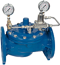 Model HMC-RP - Pressure Reducing Valve
