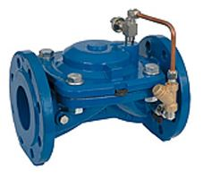 Model IM-NR - Hydraulically Operated Check Valve with Adjustable Closing Speed Control