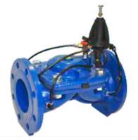 Model IM-RP3 - Pressure Reducing Control Valve with 3-Way Pilot