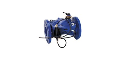 Model IM-RP2 - Pressure Reducing Control Valve with 2-Way Pilot