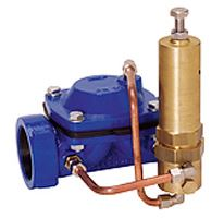 Model IM-SR - Quick Relief Valve to Avoid Water Hammer