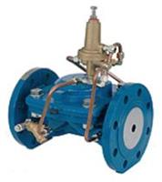 Model IM-QP - Flow Control Valve