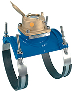 Saddle Water Meters