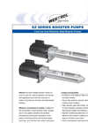WEBTROL - Model G-Series - Horizontal Booster Pumps Brochure