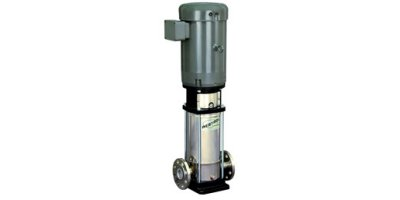 WEBTROL - Model V Series - Vertical Booster Pumps