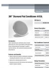 3M Diamond Pad Conditioner A153L Data Sheet