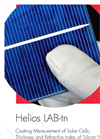 Helios LAB-tn - Coating Measurement System Brochure