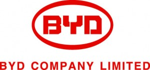 BYD Company Limited