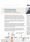 CF-SL Firing Furnace With DriTech Dryer Specification Sheet
