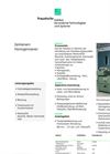 Milling and Homogenization Brochure