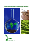 Environmental Microbiology Testing Services - Brochure